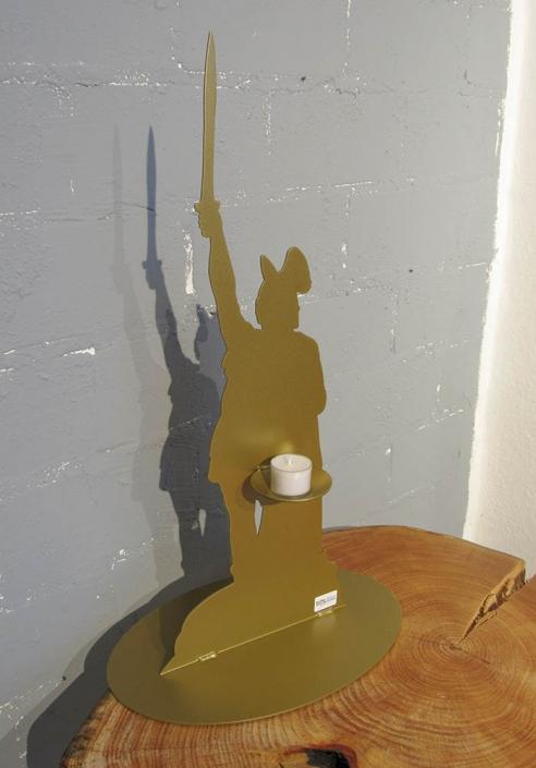 Hermann | batke dekor | holz & metall | Lemgo