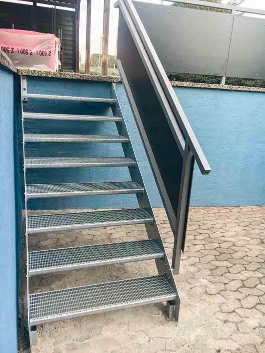 Treppen | batke dekor | holz & metall | Lemgo