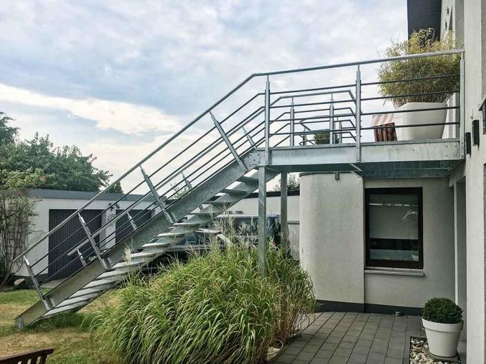 Treppenanlagen | batke dekor | holz & metall | Lemgo