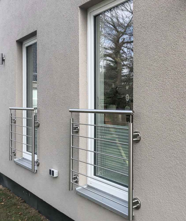 Treppen-, Balkon- & Brüstungsgeländer | batke dekor | holz & metall | Lemgo